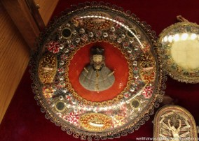 Another reliquary....there are always reliquaries.