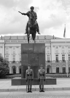 Presidential Palace Guard.