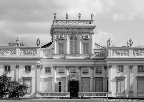 Wilanov palace.