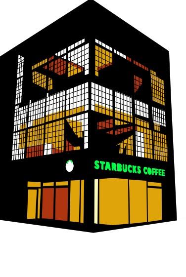 Starbucks, Tokyo