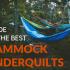 best-hammock-underquilts-buyers-guide
