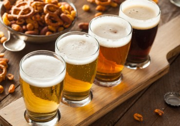 Craft Beer along the Portland Beer Trail.
