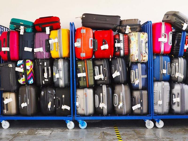 Excess baggage can be costly.