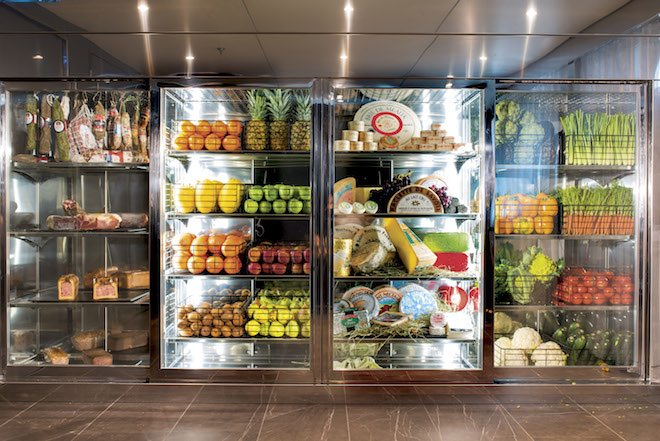 Fresh food for your French culinary experience