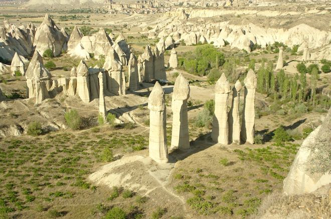 Valley of the Fairy Chimneys.