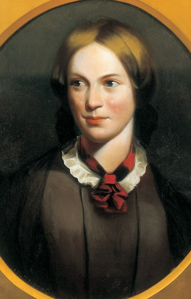 Portrait of Charlotte Bronte - Image credit The Bronte Society.