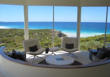 Southern Ocean Lodge view - Image John Rosenthal