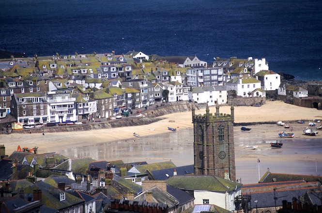 St. Ives - Image Andrew Marshall