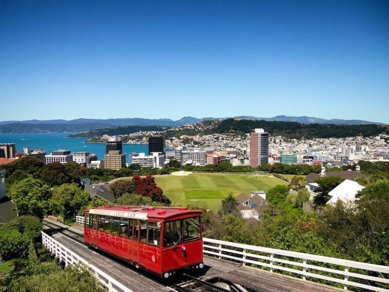 Wellington New Zealand 800x600