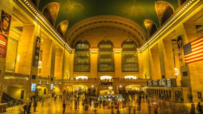Grand Central Station - Image @highlights.photography