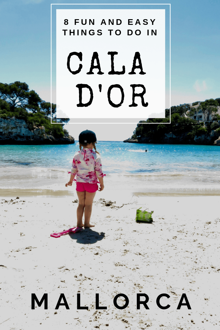 8 Easy and Fun Things To Do with Kids in Cala d'Or, Mallorca
