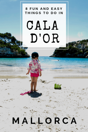 8 Fun and Easy Things to do in Cala d'Or with Kids!