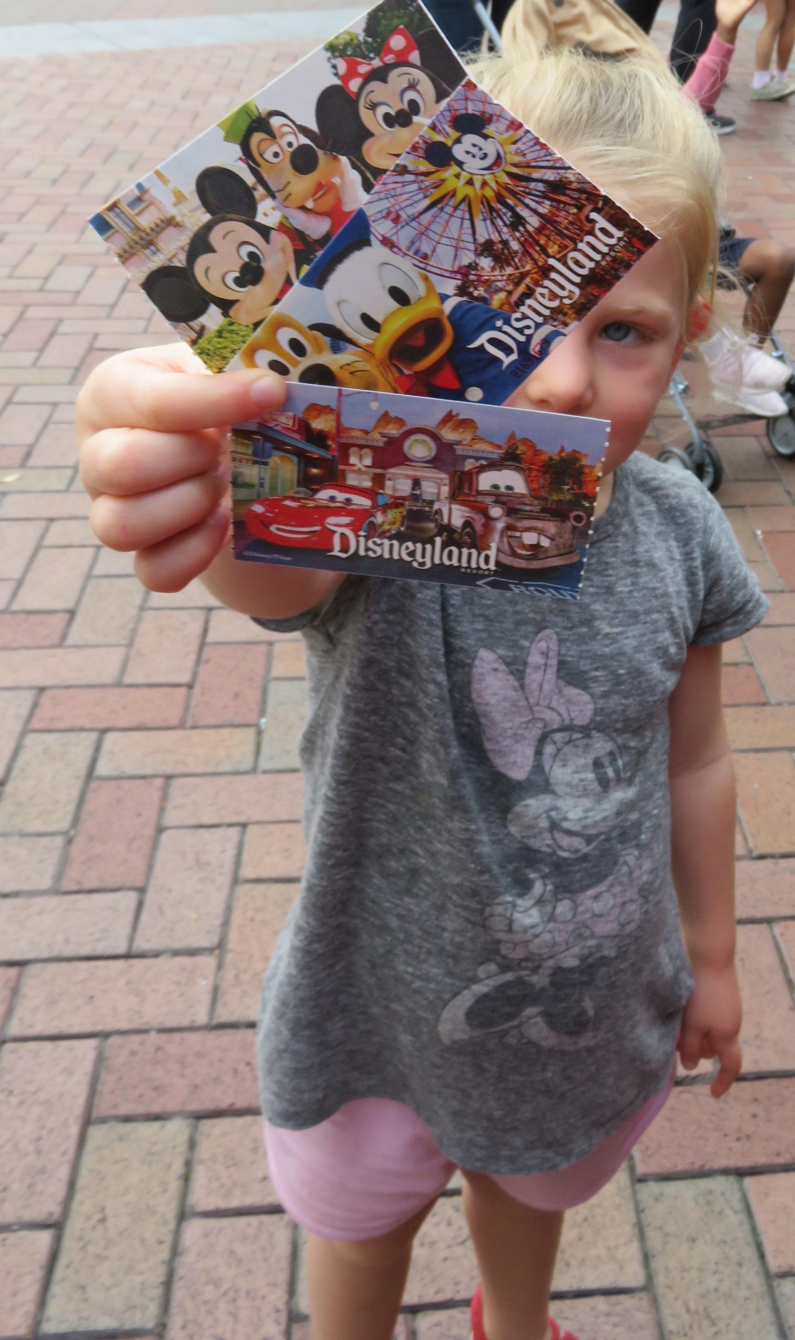 Disneyland Resort California for Kids Under 5s