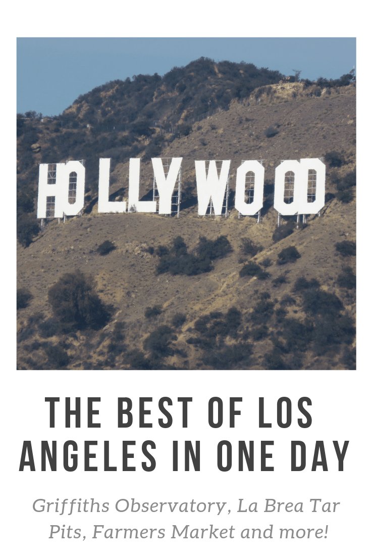 The Best of Los Angeles in One Day