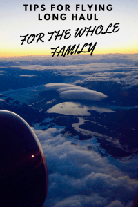 Tips for Flying Long Haul for the Whole Family