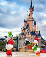 Disney Castle Disneyland Paris