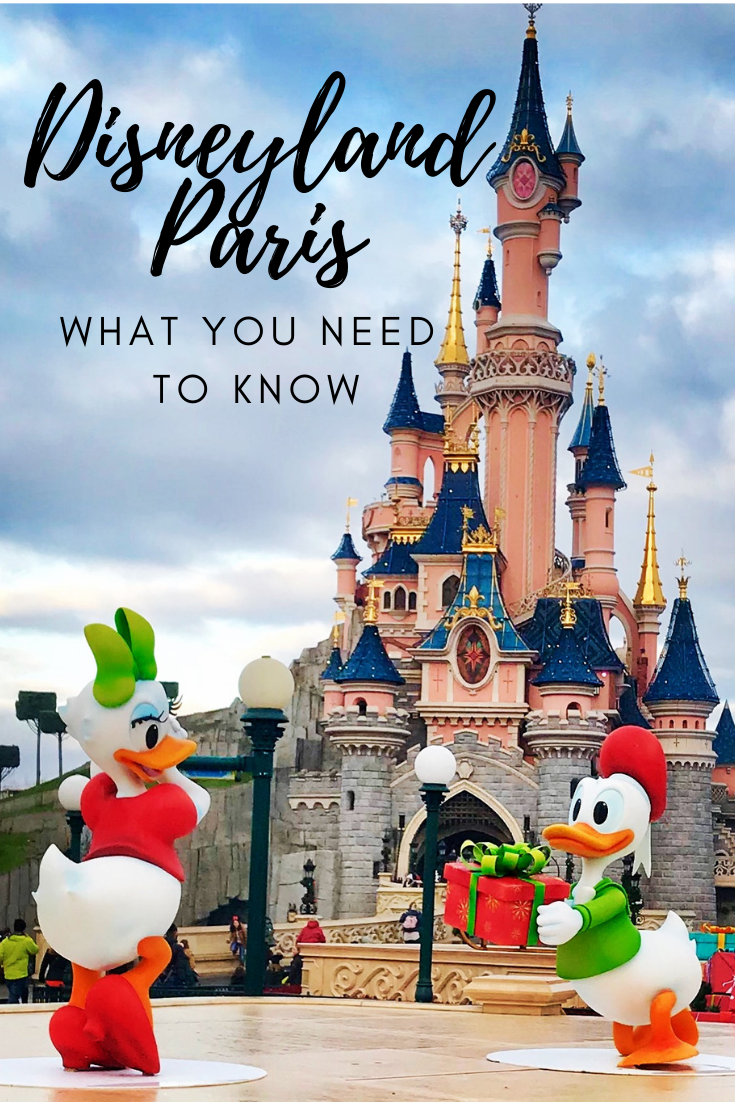 Disneyland Paris – What You Need to Know