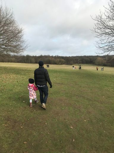 Acres of space to explore at Weald Country Park