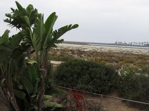View from our Ocean Villa Inn room