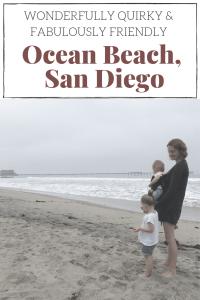 Ocean Beach, San Diego with Kids
