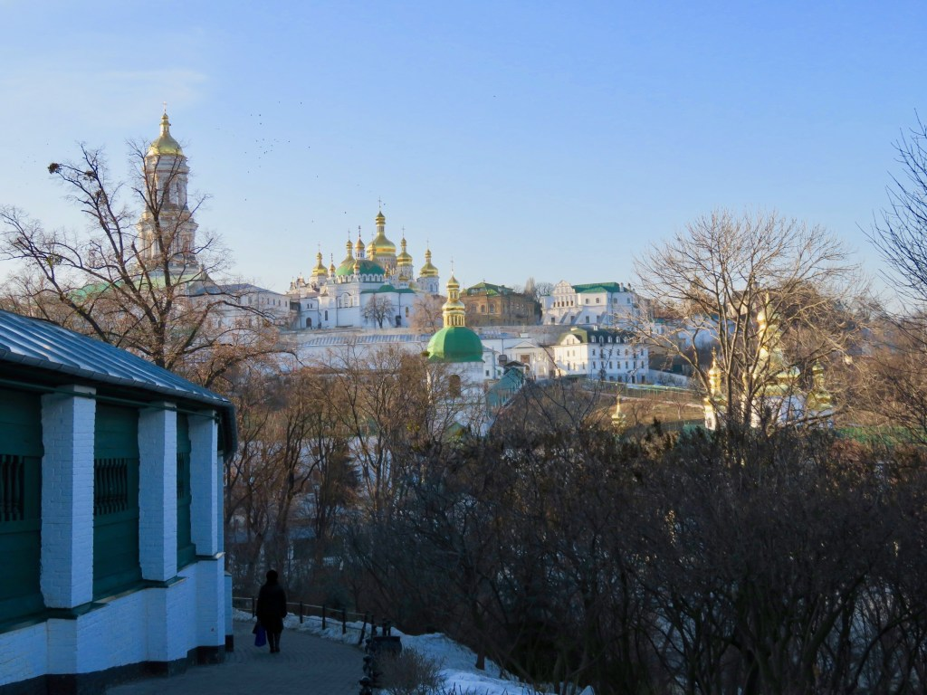 Pechersk Lavra - Monastery of Caves
