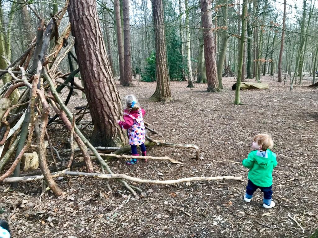Exploring a bivouac