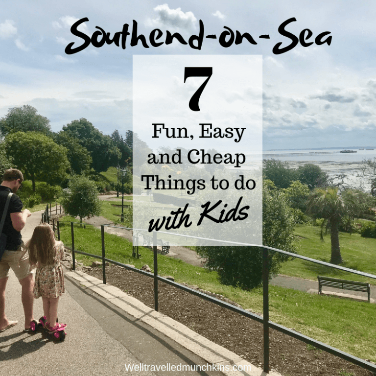 7 Things to do in Southend-on-Sea with Kids