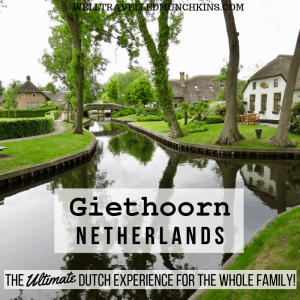 Giethoorn – The Ultimate Dutch Experience