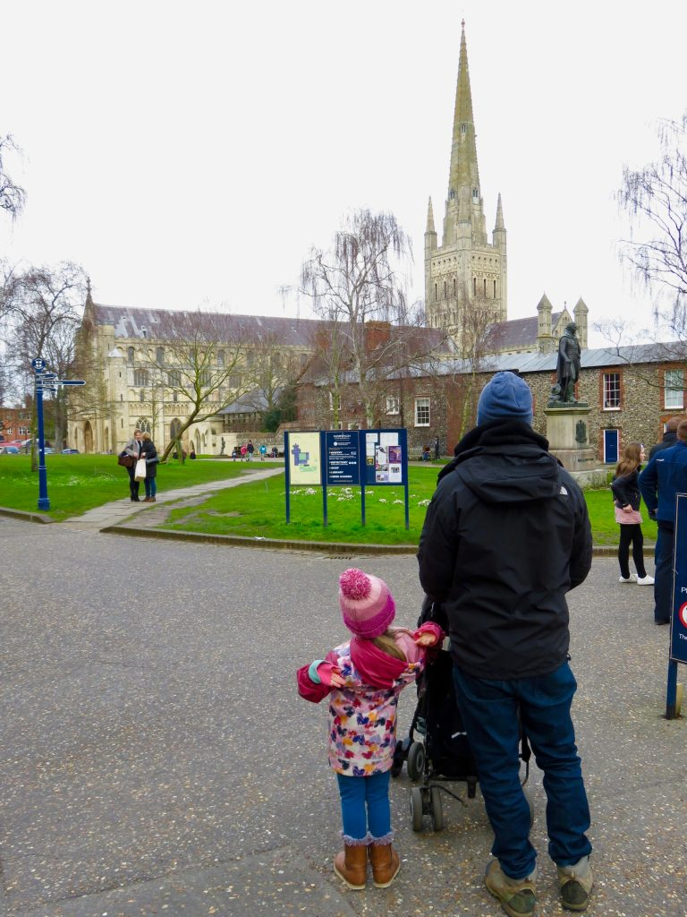 Norwich Cathedral - Norwich with kids