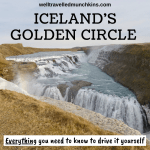 Driving Iceland's Golden Circle: Everything you Need to Know
