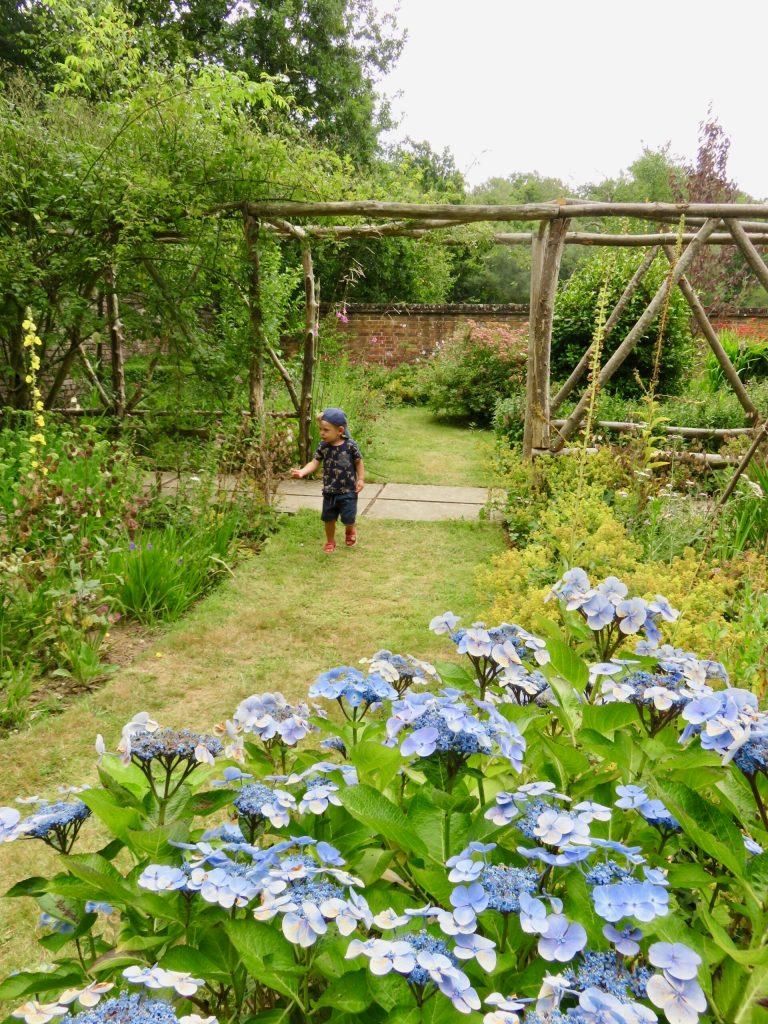 Herstmonceux Castle Folly Gardens