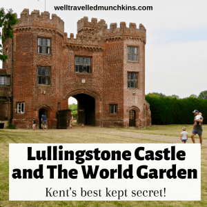 Lullingstone Castle and The World Garden