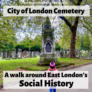 Visit to the City of London Cemetery