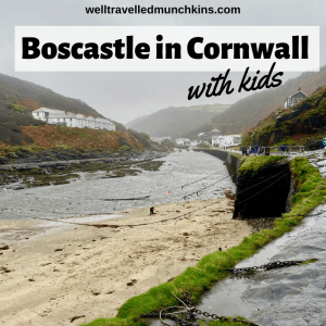 5 Things to do in Boscastle with Kids