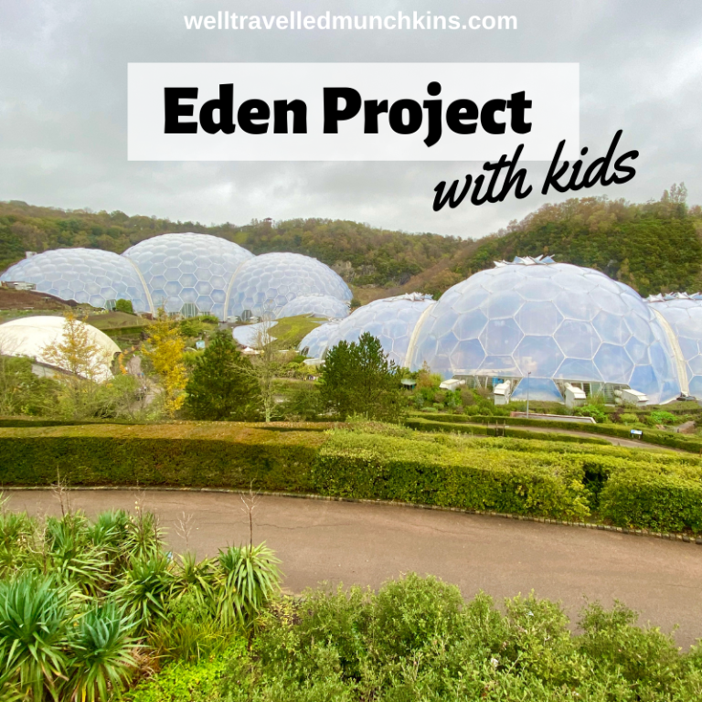 Eden Project with Kids
