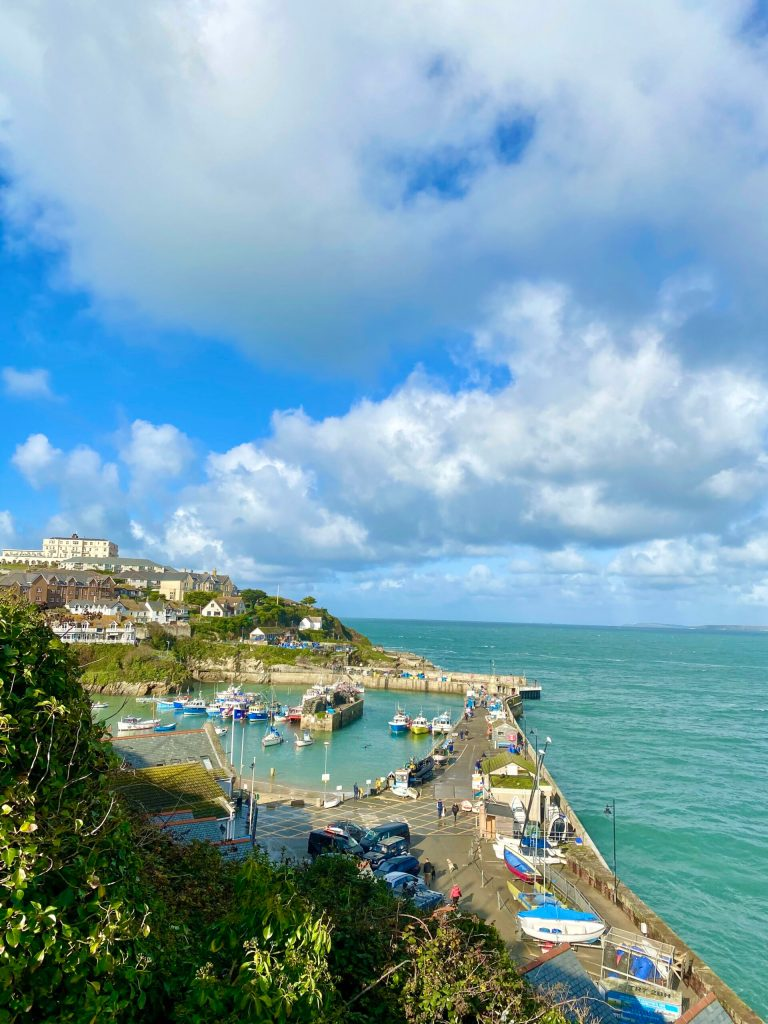 Newquay Harbour - Newquay with kids