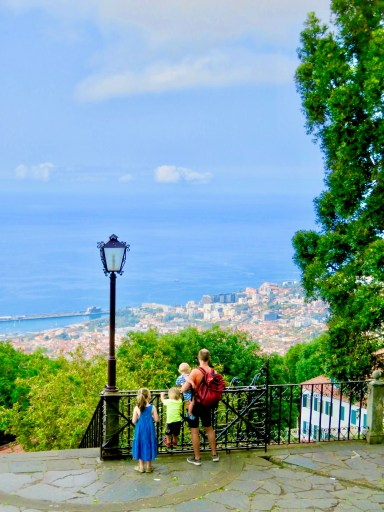 Things to do in Madeira with kids - Monte