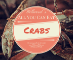 All-you-can-eat Steamed Crabs in Charlestown, Maryland