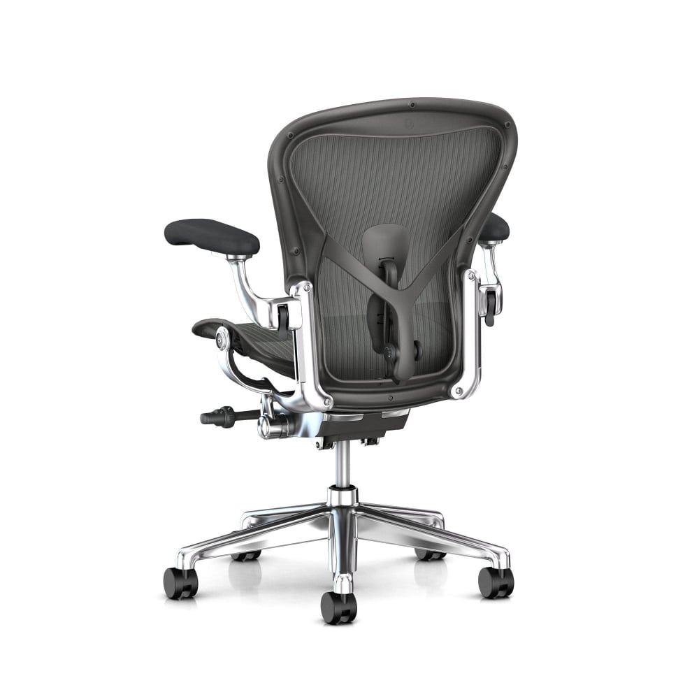 Aaron Chair Herman Miller Aeron Chair New Executive Carbon Precision