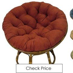 Papasan Chair Frame And Base Ballard Design Chairs Best Cushion Set Of 2019 This Is The Classic Traditional Beautiful Made Rattan Has A Plush Microsuede