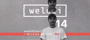 Weloficast vol.14 by Nicolas Barnes