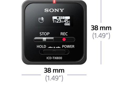 Best Sony Voice Recorder   Academic Transcription Services