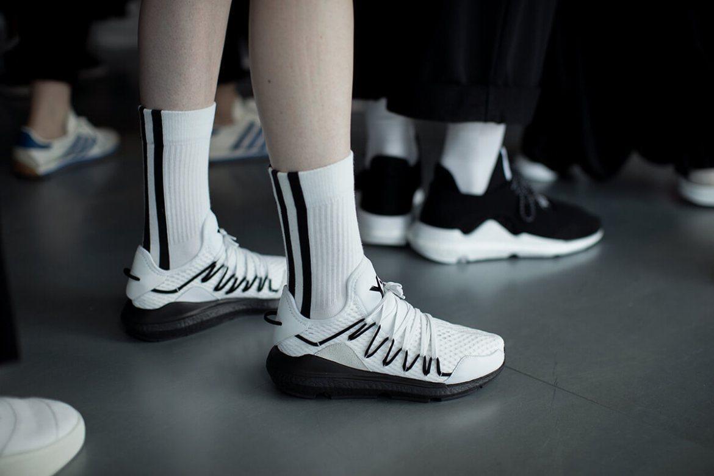 아디다스 Y-3 SS18 스니커즈 클로즈업 (adidas Y-3 SS18 Sneakers Close Preview) 13