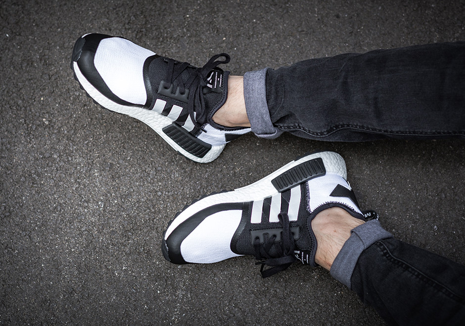 adidas Originals x White Mountaineering NMD Trail on feet 5