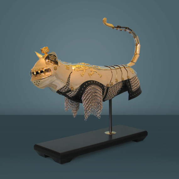 cat armour
