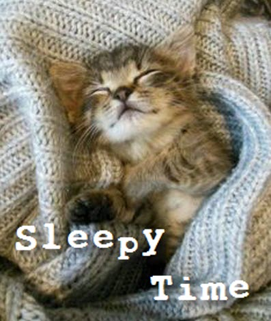 sleepy time 3