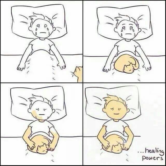 healing powers cartoon