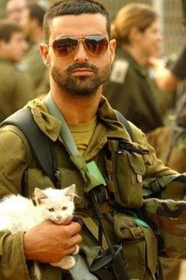 real men soldier
