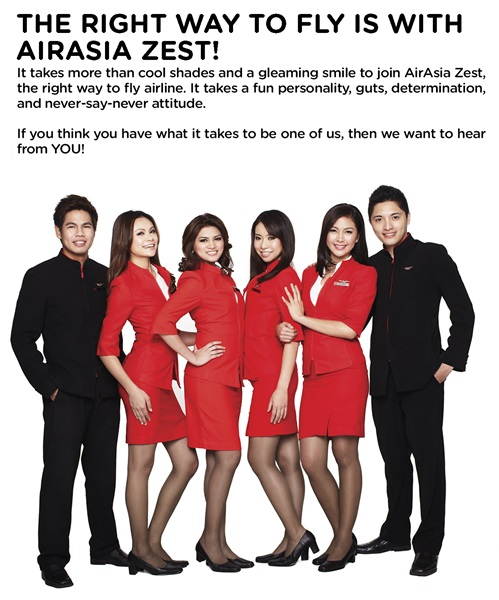 Air Asia Job Apply Now
