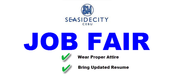 SM Seaside City Cebu Job Fair